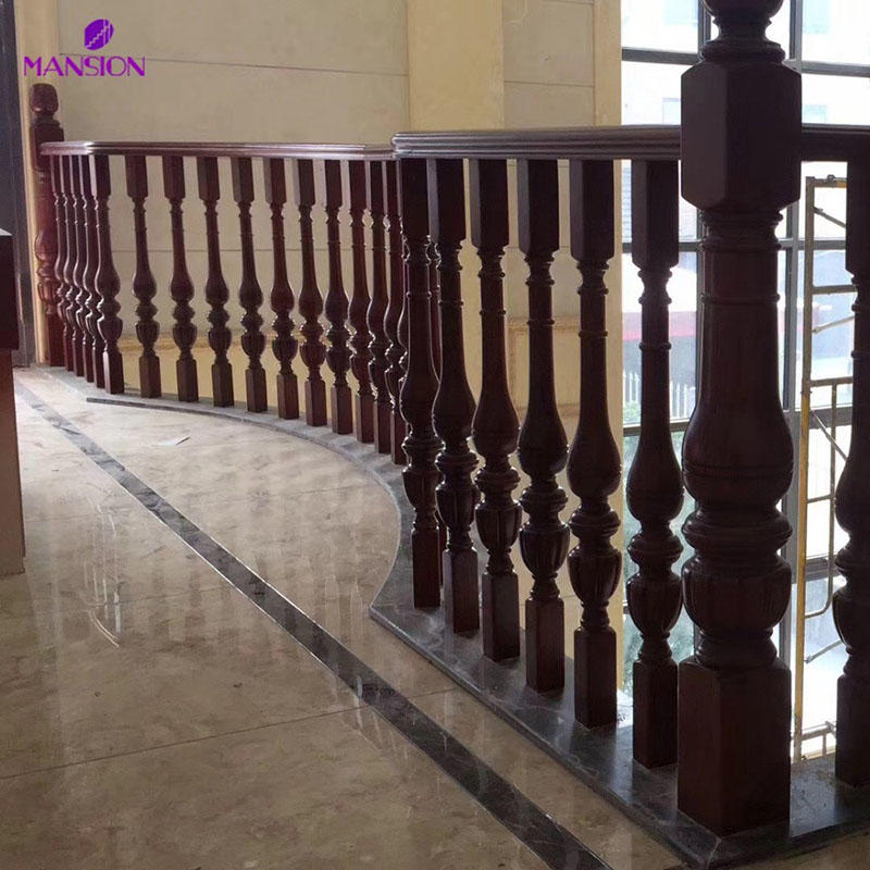 Sendiao Furniture New wooden staircases manufacturers three-star hotel