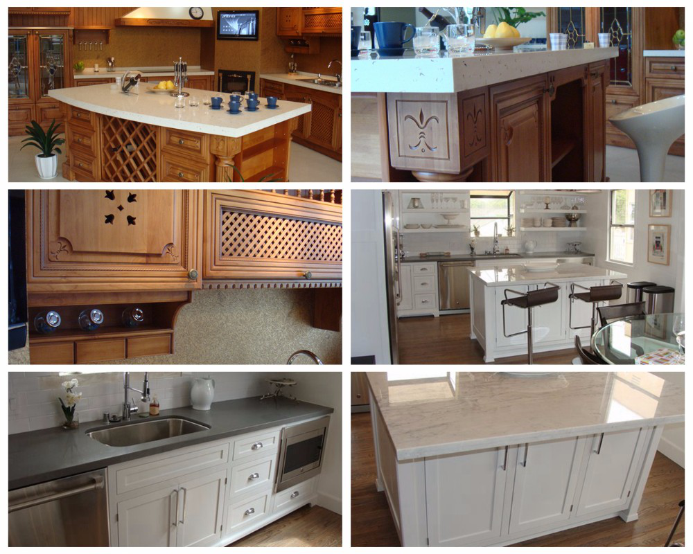 Sendiao Furniture Best custom wood kitchen cabinets manufacturers chateau-18