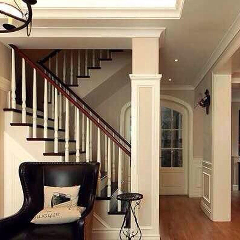 Modular Solid Wood Stair & Staircase accessories SDS03