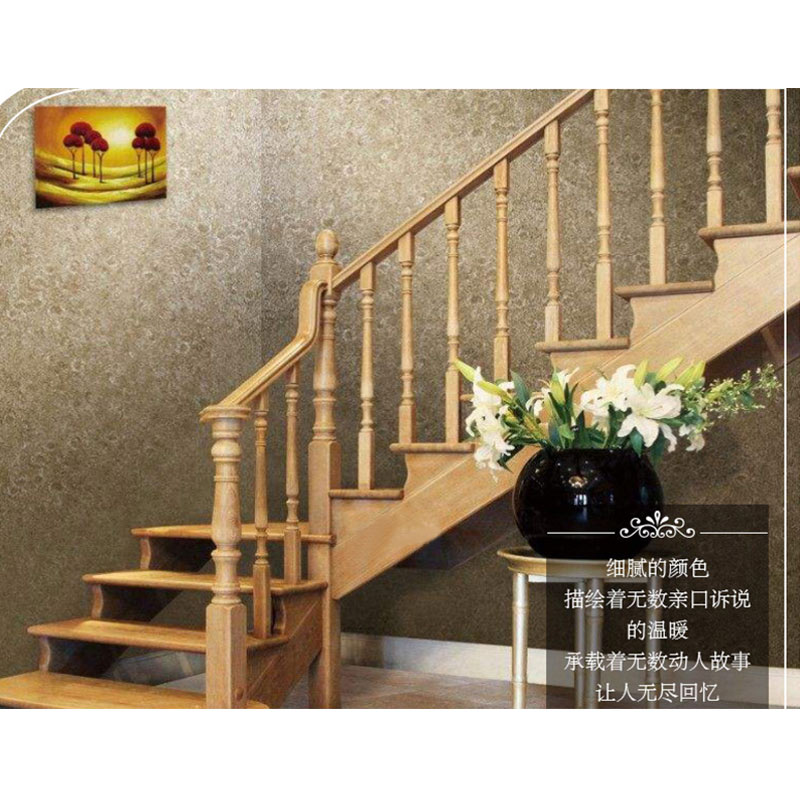 Sendiao Furniture Best bespoke wooden staircases factory chateau-4
