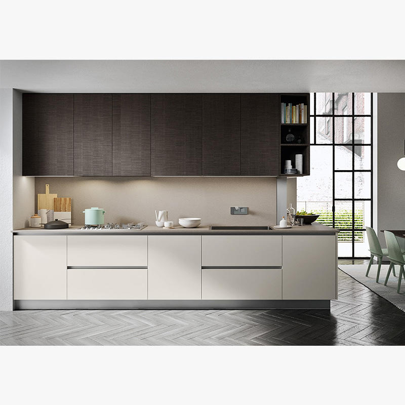 Sendiao Furniture Promotion real wood kitchen cabinets suppliers fivestar hotel