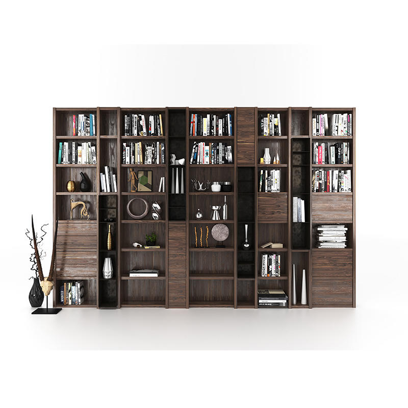 Factory Wholesale Custom OEM ODM Wood Book Shelf Wooden