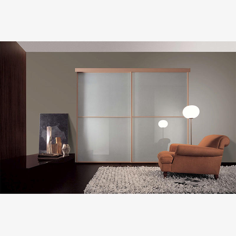 solid solid wood wardrobes sdw02 Exhibition hall Sendiao Furniture