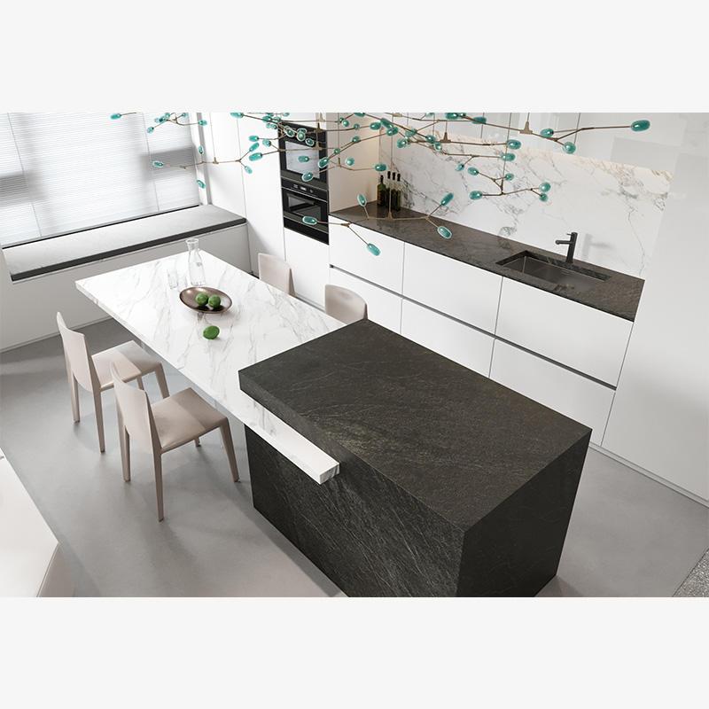 China Custom Design Modern Showcase Furniture Living Room TV Showcase Designs