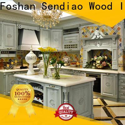 Sendiao Furniture New custom kitchen cabinets factory bedroom