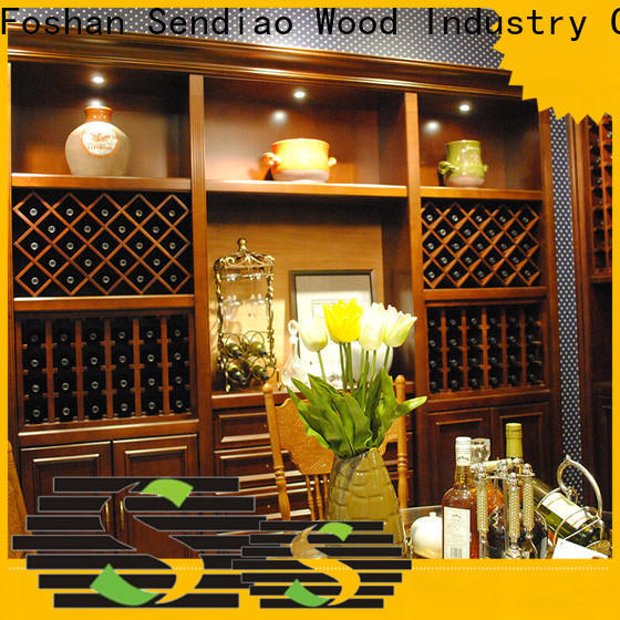 Best wine rack cabinet sdwi02 for business study