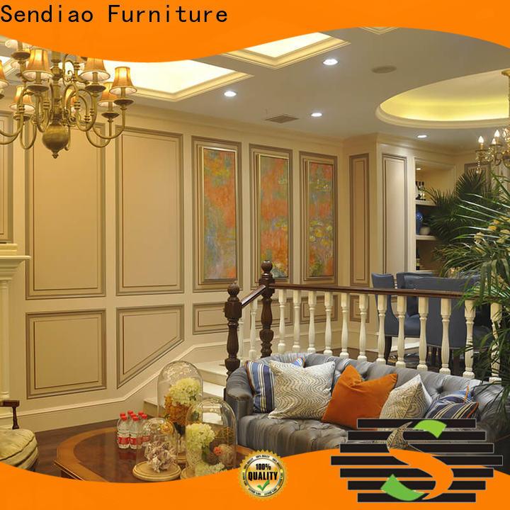 Sendiao Furniture modular bespoke wooden staircases Supply bedroom