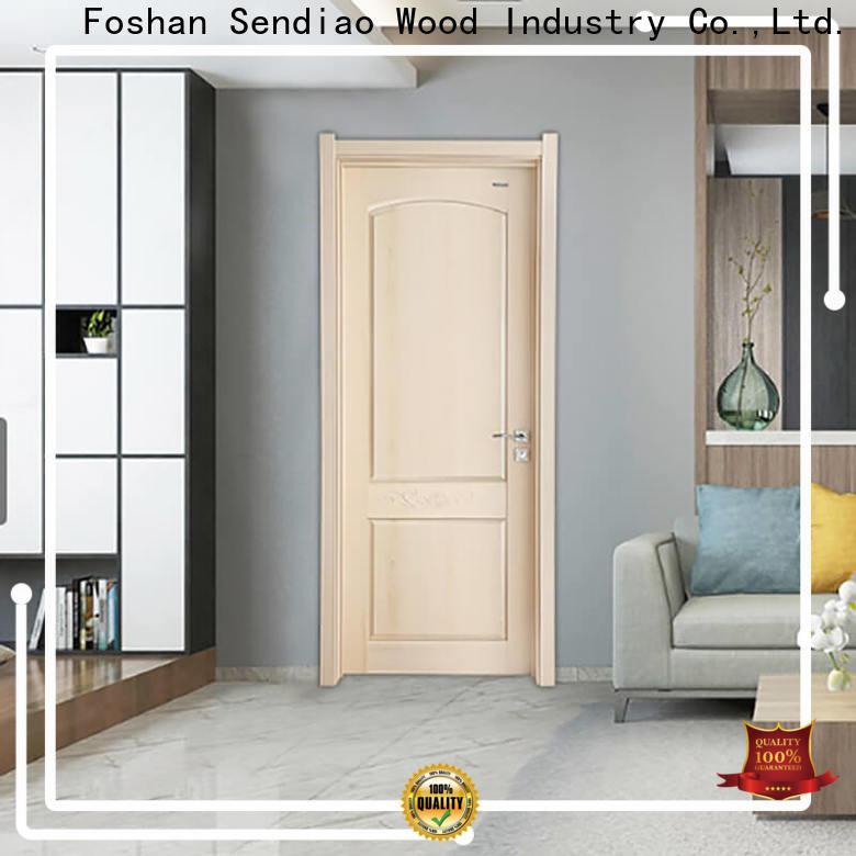 Sendiao Furniture fashion interior wood doors Supply three-star hotel