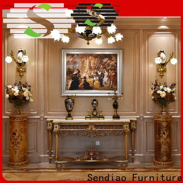Sendiao Furniture wall wall panelling factory four-star hotel