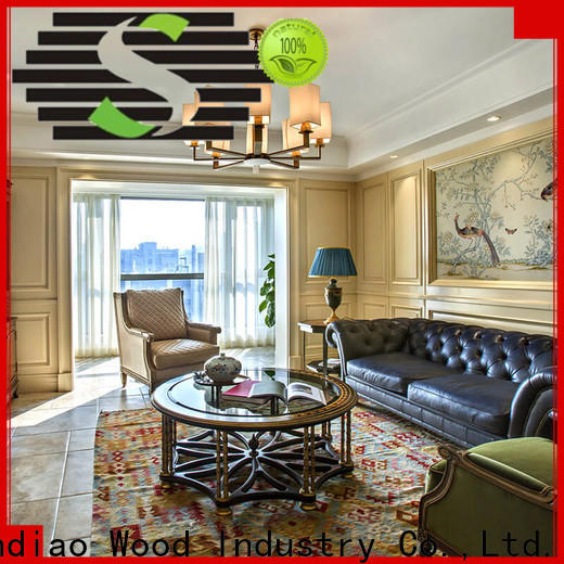 Best decorative wood molding for walls club Suppliers three-star hotel