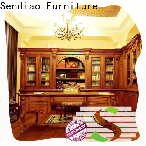 Sendiao Furniture New bespoke bookcases Suppliers a living room