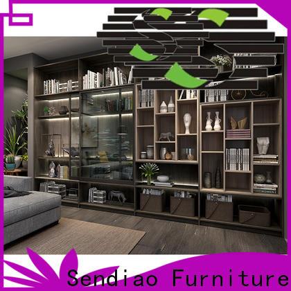 Sendiao Furniture Custom bespoke bookshelves Suppliers chateau
