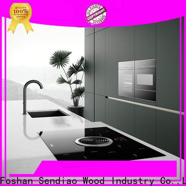Sendiao Furniture sdk07 custom kitchen cabinets Suppliers chateau