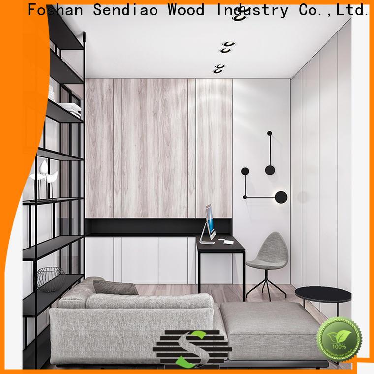 New decorative wooden cabinet cabinet Supply three-star hotel