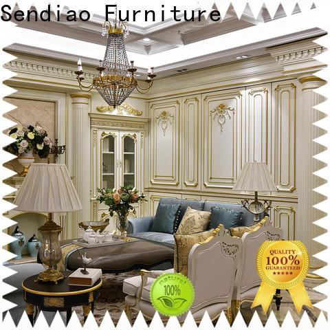 Sendiao Furniture New bespoke panelling Supply study