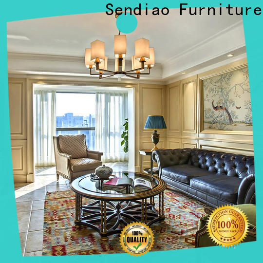 Sendiao Furniture furniture decorative wood molding for walls company fivestar hotel