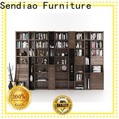 High-quality bespoke bookcases threepiece Supply fivestar hotel