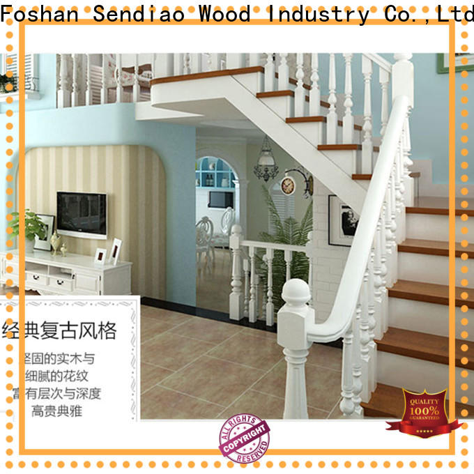 Sendiao Furniture New wooden staircase Supply study