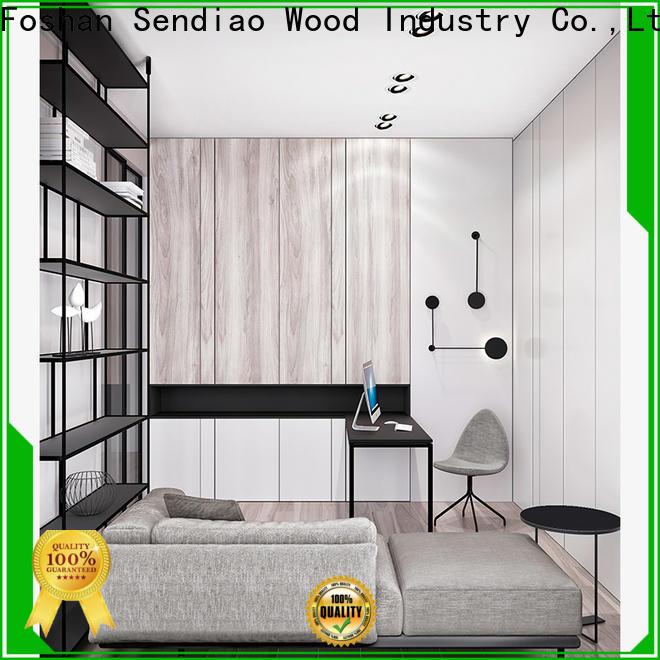 Sendiao Furniture display decorative storage cabinets factory fivestar hotel