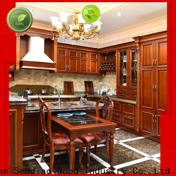 Sendiao Furniture Wholesale contemporary kitchen cabinets Suppliers fivestar hotel
