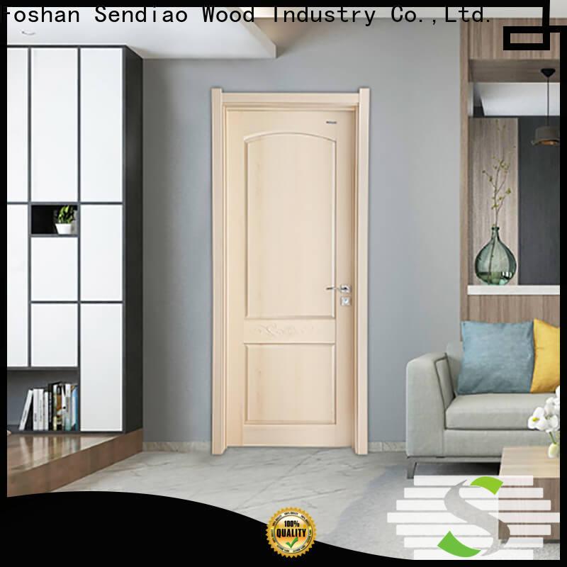 Sendiao Furniture door solid wood interior doors for business study
