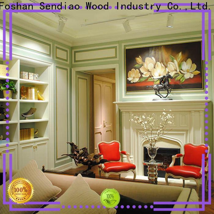 Sendiao Furniture Custom wall panelling company three-star hotel