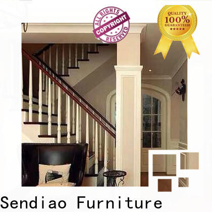 Sendiao Furniture Top bespoke wooden staircases Supply chateau