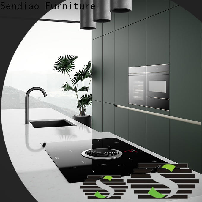Sendiao Furniture New custom wood kitchen cabinets Supply study