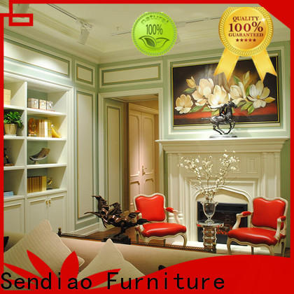 Sendiao Furniture Wholesale bespoke panelling company three-star hotel