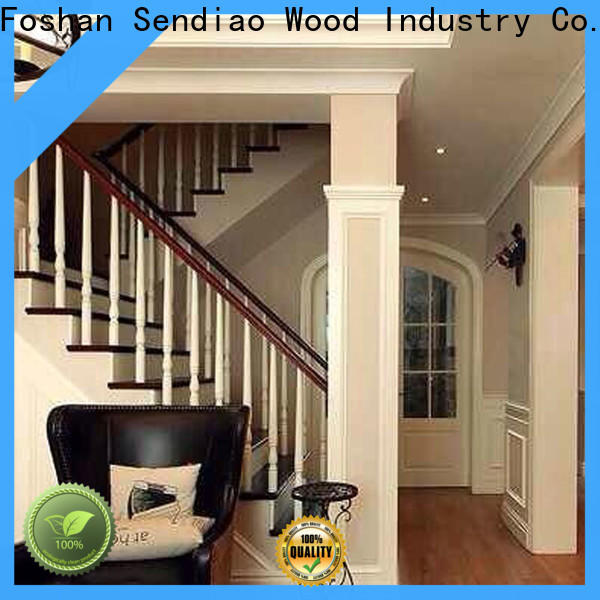 Sendiao Furniture solid bespoke wooden staircases Suppliers chateau