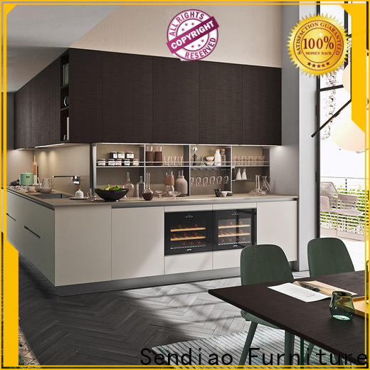 Latest solid wood kitchen cabinets quartz manufacturers a living room