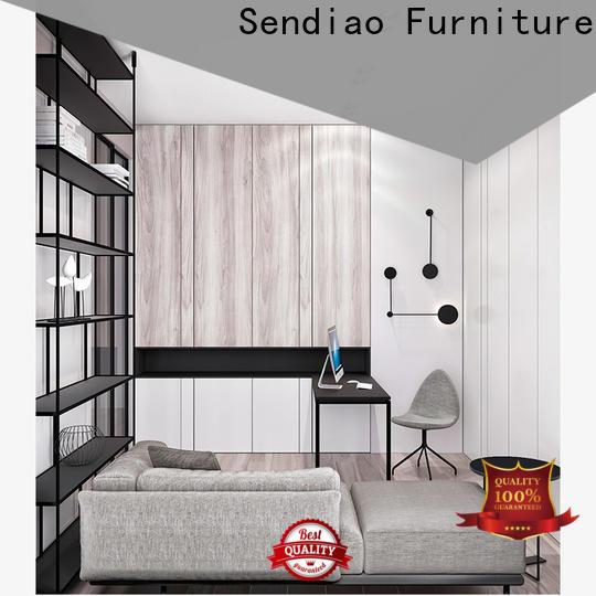 Sendiao Furniture full decorative wall cabinet Supply chateau