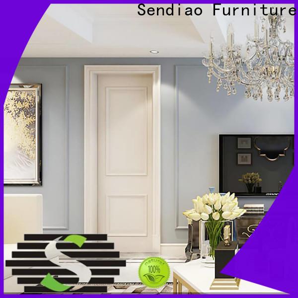 Best interior wood doors wooden manufacturers four-star hotel