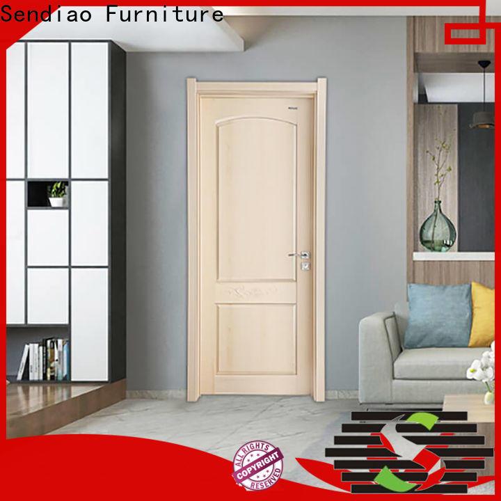 Sendiao Furniture fashion bespoke internal doors Supply three-star hotel