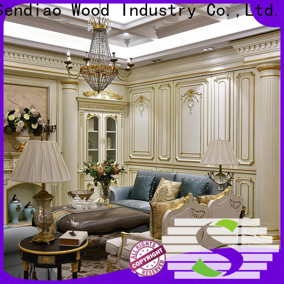Wholesale wall panelling club for business four-star hotel