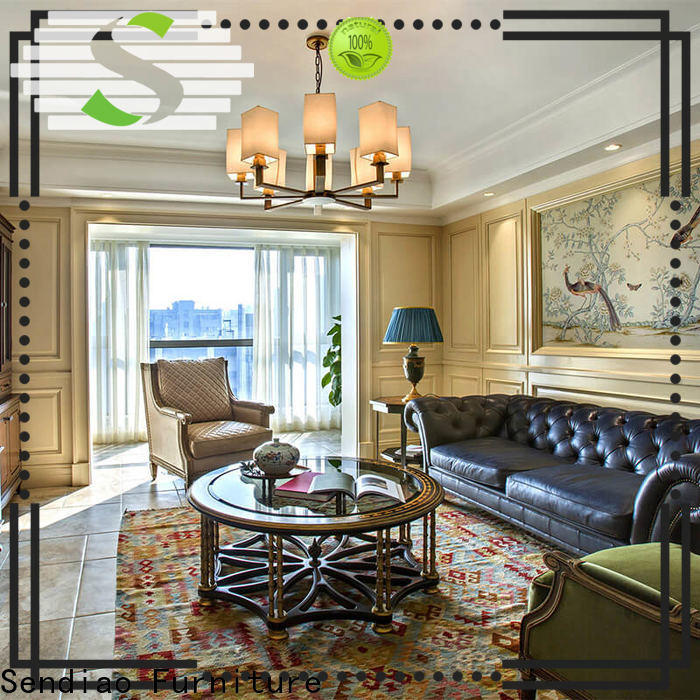 Sendiao Furniture Custom wall panelling for business four-star hotel