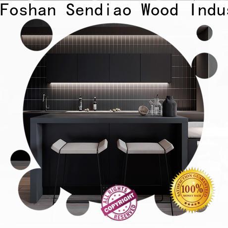 Sendiao Furniture Custom modular kitchen cabinets company a living room
