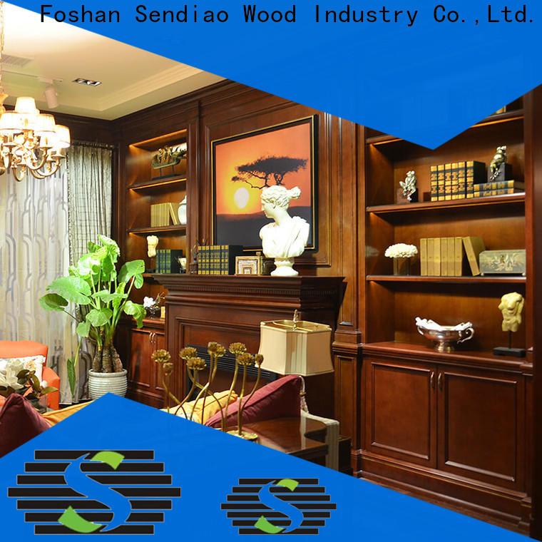 Sendiao Furniture display decorative storage cabinets Suppliers three-star hotel