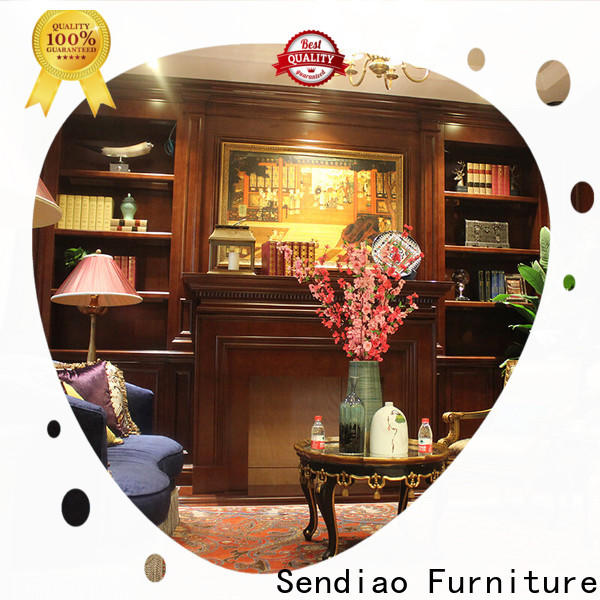 Sendiao Furniture complete decorative cabinet manufacturers fivestar hotel