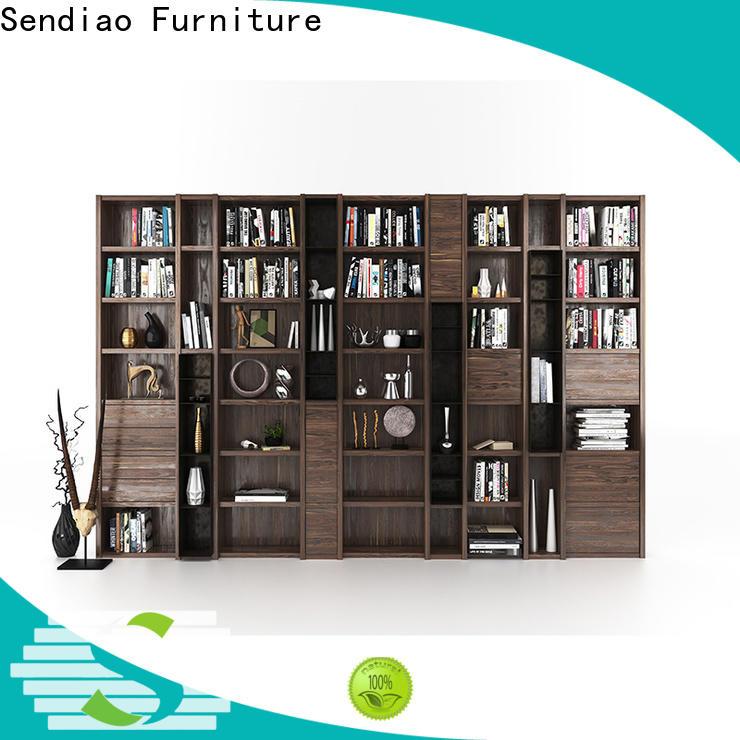 Sendiao Furniture handcarved wooden bookcase Suppliers fivestar hotel