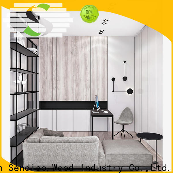Sendiao Furniture New decorative wall cabinet factory chateau