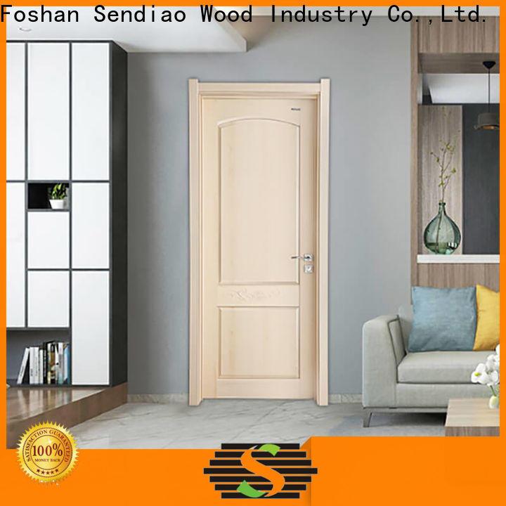 Sendiao Furniture room solid wood interior doors Suppliers exhibition hall