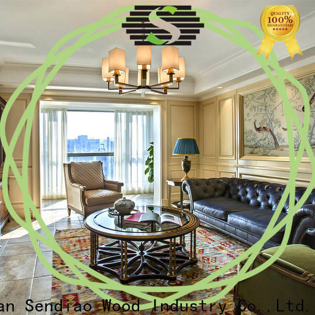 Sendiao Furniture club bespoke panelling for business bedroom