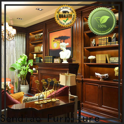 Sendiao Furniture simple decorative cabinet for business exhibition hall