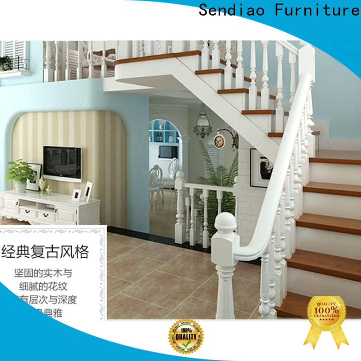 High-quality hardwood stairs staircase company chateau