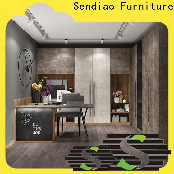 Sendiao Furniture furniture bespoke bookshelves for business three-star hotel