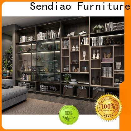 Sendiao Furniture Latest bespoke bookshelves Suppliers bedroom