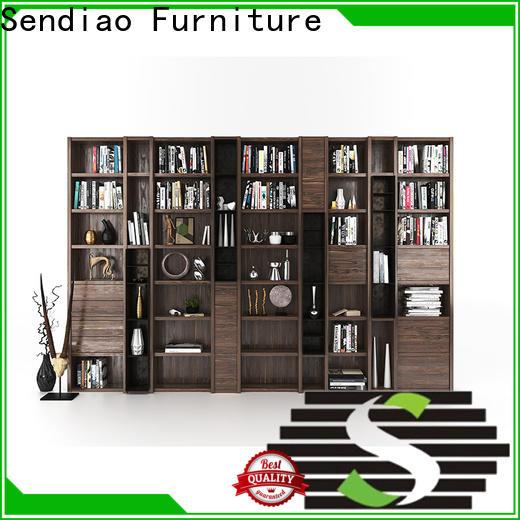 Sendiao Furniture cabinet bespoke bookshelves Suppliers fivestar hotel