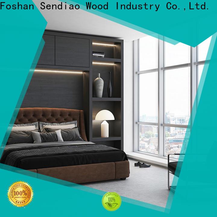 Sendiao Furniture Top bespoke wardrobe company three-star hotel
