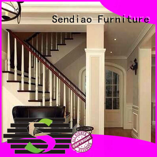Sendiao Furniture Top bespoke wooden staircases Supply bedroom
